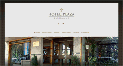Preview of hotelplazabariloche.com.ar