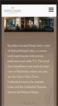 Mobile Preview of hotelplazabariloche.com.ar